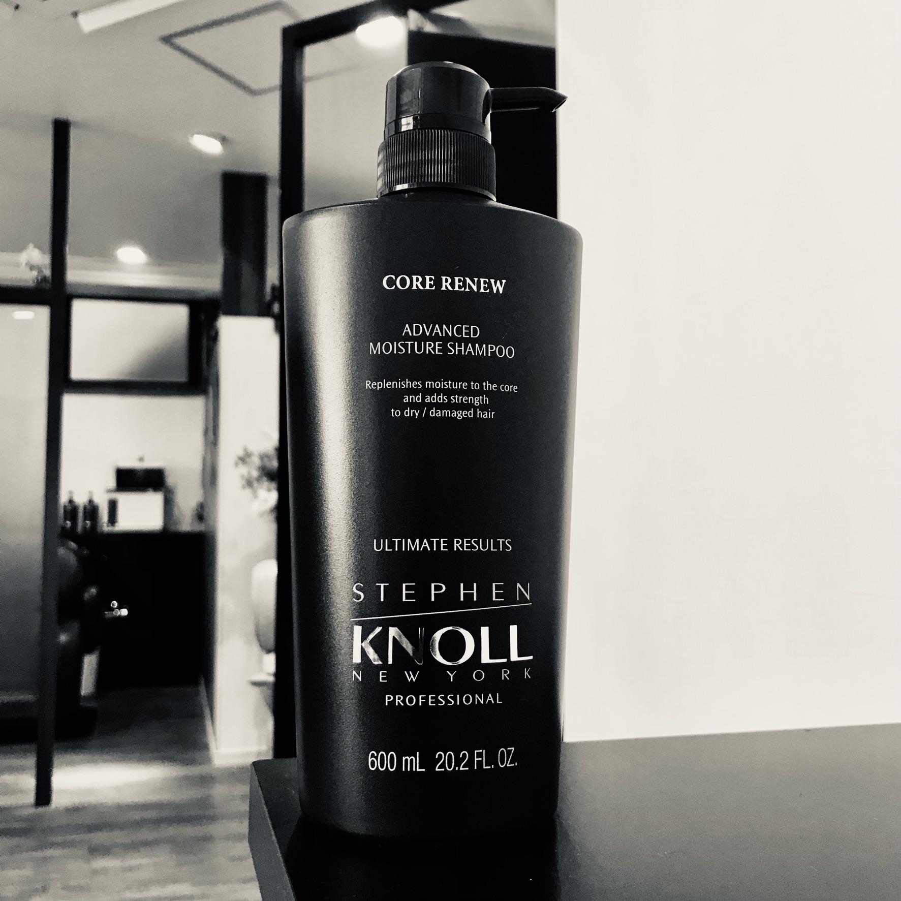 KNOLL booster shampoo