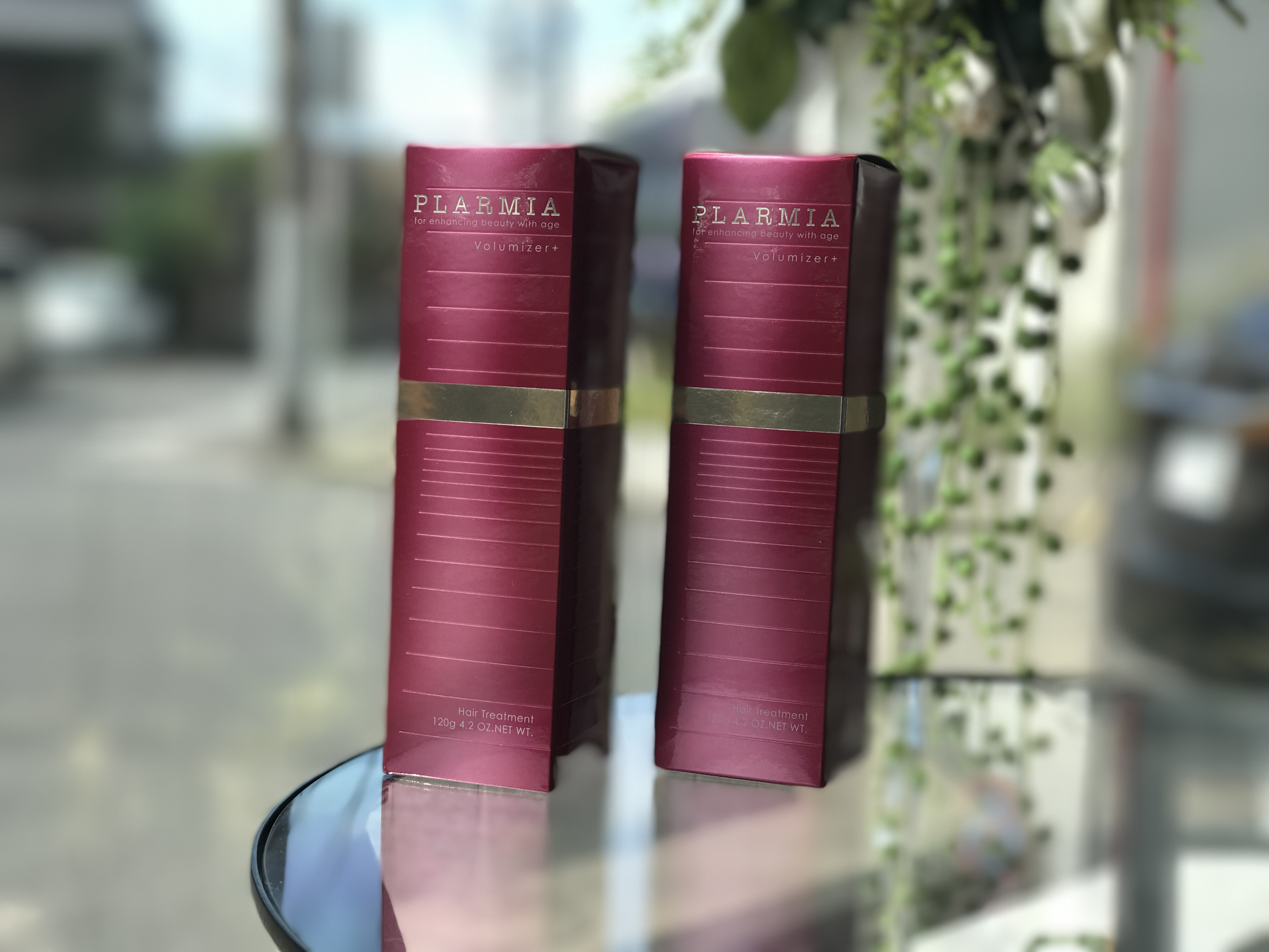 PLARMIA Volumizer+ ヘアートリートメント